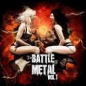 The Battle of Metal, Vol. 1