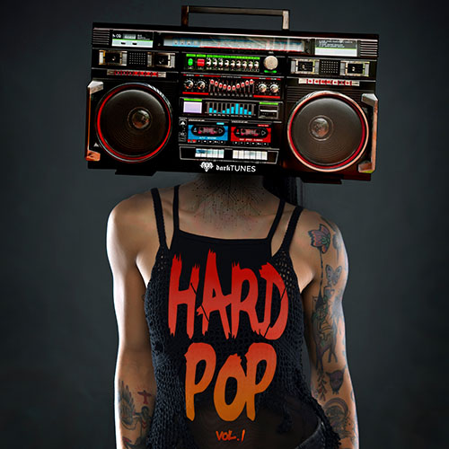 HARD POP, Vol.1