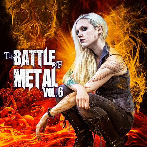 THE BATTLE OF METAL Vol.6