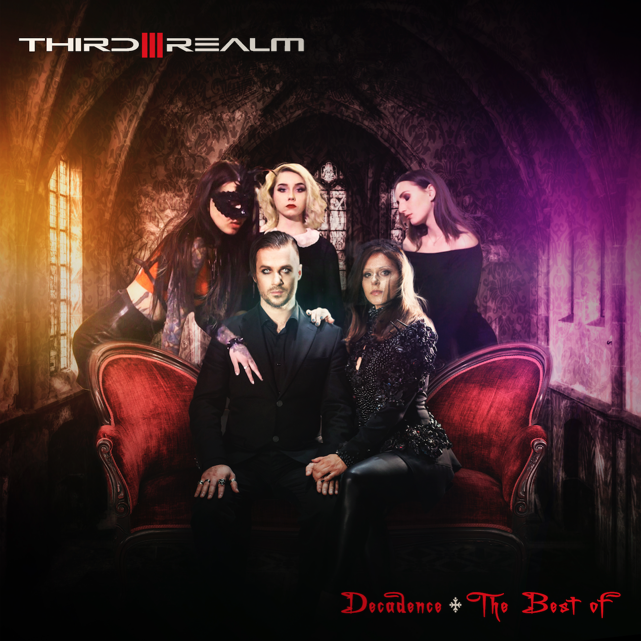 THIRD REALM - Decadence - The Best Of