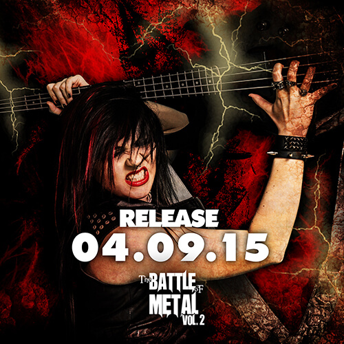 The Battle of Metal, Vol. 2 - Revealing the Bands!